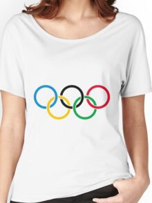 Olympics Women's Relaxed Fit T-Shirt