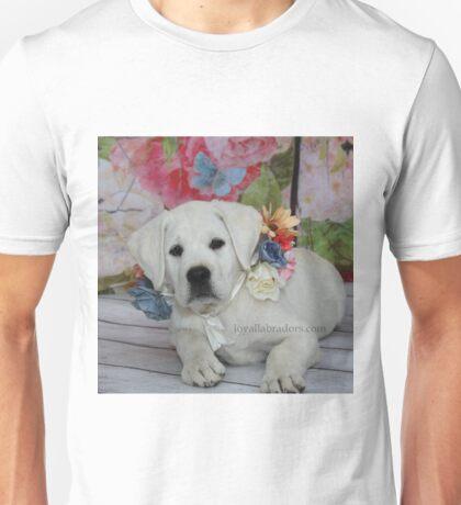 English Labrador Puppy ~ Loyal Labradors Unisex T-Shirt
