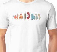 Rick and Morty mini-characters Unisex T-Shirt