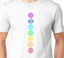 Soft Chakra - Colour Unisex T-Shirt