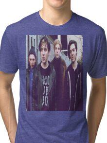 Peace Band Members Tri-blend T-Shirt