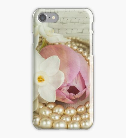 Sound of Flowers iPhone Case/Skin