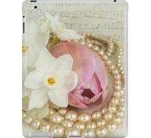 Sound of Flowers iPad Case/Skin