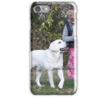English Labradors from Loyal Labradors iPhone Case/Skin