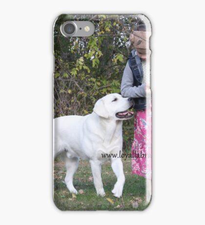 English Labradors from Loyal Labradors iPhone Case/Skin