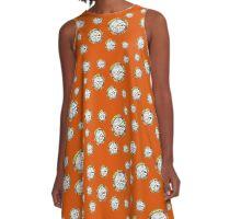 CLOCKZ A-Line Dress