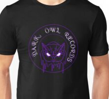 Dark Owl Records Unisex T-Shirt