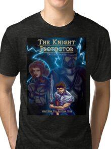 The Knight Protector - Novel Tri-blend T-Shirt