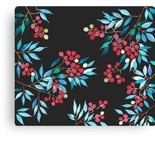 Patterns Everyday_ Lychee| litchi Season Canvas Print