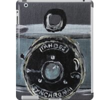 Tahbes Vintage Film Photography Camera Acrylic Painting iPad Case/Skin