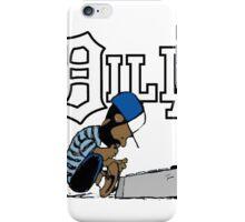 Dilla t-shirt iPhone Case/Skin