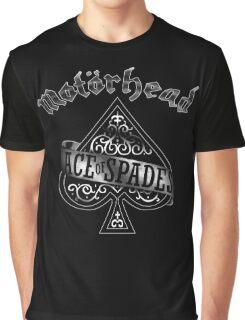 Motorhead Ace of Spades Graphic T-Shirt
