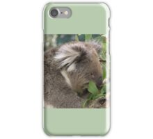 Loveable Australian icon iPhone Case/Skin