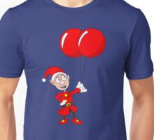 Ollie's Big Red Balloons! Unisex T-Shirt