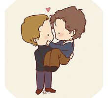 """Cherik - """"There's good in you too."""" Photographic Print"""