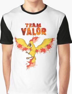 Team Valor: Pokemon Go! Graphic T-Shirt