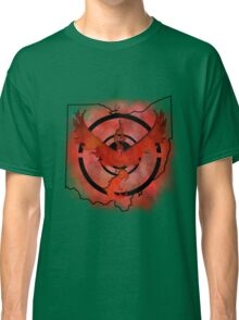Pokemon Go Team Valor Ohio Classic T-Shirt