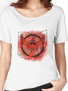 Pokemon Go Team Valor Ohio Women's Relaxed Fit T-Shirt