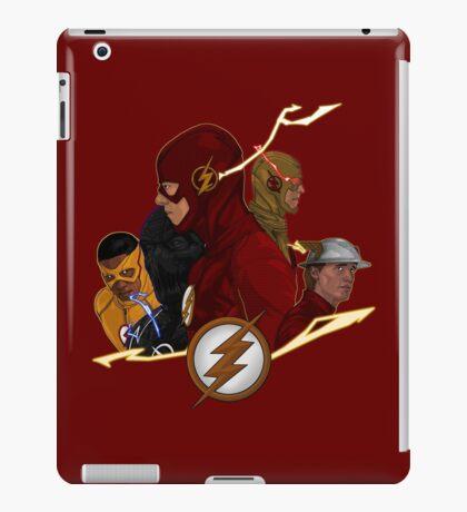 Flash Season 1-3 iPad Case/Skin