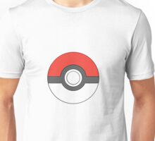 Classic Pokeball (large) Unisex T-Shirt
