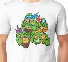 Modern day TMNT T-Shirt