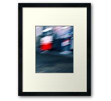 Creative Hangover III Framed Print