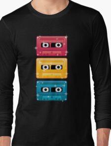 Mixtapes Long Sleeve T-Shirt