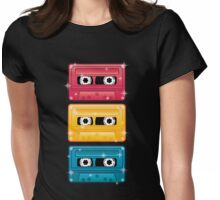 Mixtapes Womens Fitted T-Shirt