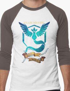 Team Mystic - Mystic Managed Men's Baseball ¾ T-Shirt