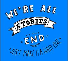 were all stories Photographic Print