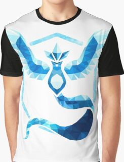 Team Mystic Low Poly Graphic T-Shirt