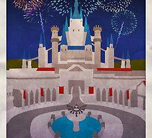 Experience Hyrule Castle Town by enthousiasme