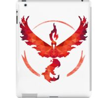 Team Valor Low Poly iPad Case/Skin