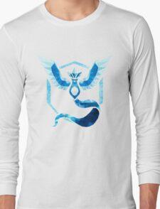 Team Mystic Low Poly Long Sleeve T-Shirt