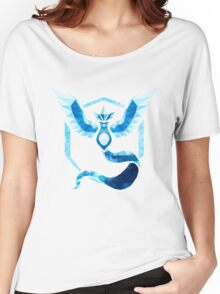 Team Mystic Low Poly Women's Relaxed Fit T-Shirt