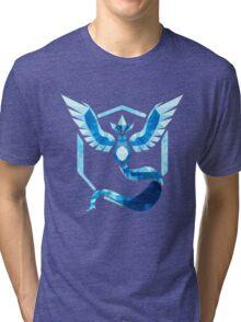 Team Mystic Low Poly Tri-blend T-Shirt