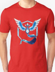Team Mystic Low Poly Unisex T-Shirt