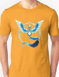 Team Mystic Low Poly Unisex T-Shirt