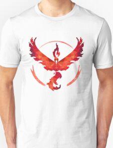 Team Valor Low Poly Unisex T-Shirt