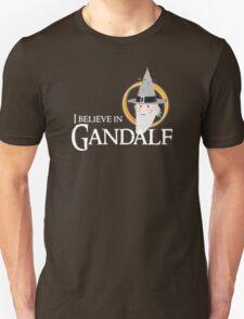 I believe in Gandalf Unisex T-Shirt
