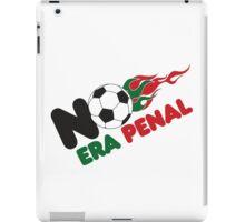 No Era Penal MX 2014 - Flames iPad Case/Skin