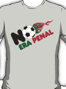 No Era Penal MX 2014 - Flames T-Shirt