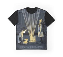 DAVE MATTHEWS BAND Nationwide Arena, Columbus, OH 2016 Graphic T-Shirt