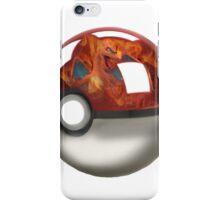 Pokeball Crystal Ball - Charizard iPhone Case/Skin