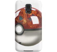Pokeball Crystal Ball - Charizard Samsung Galaxy Case/Skin