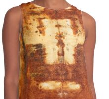 Country Rust Contrast Tank