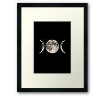 Magical Moon Framed Print