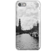 On the Canals of Amsterdam iPhone Case/Skin