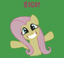Hugs for Fluttershy Kids Clothes