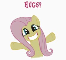 Hugs for Fluttershy One Piece - Short Sleeve